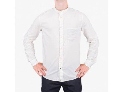 Bílá košile Armani Jeans