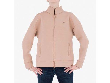 Starorůžová bunda Armani Jeans