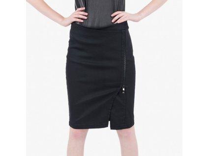 Černá sukně Armani Jeans