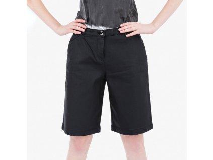 Černé šortky Armani Jeans