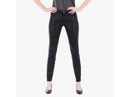 Černé džíny Armani Jeans push up