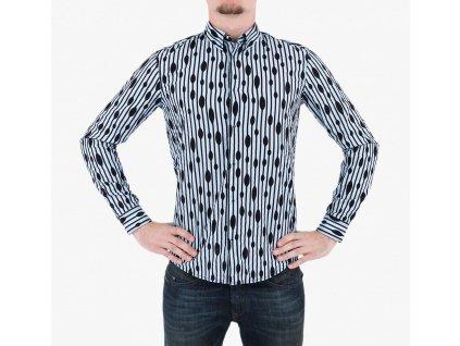 Pánské značkové luxusní košile Armani 1288f6c04c2