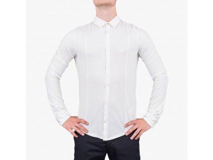 Bílá pánská košile Armani Jeans