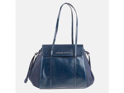 Modrá kabelka Armani Jeans