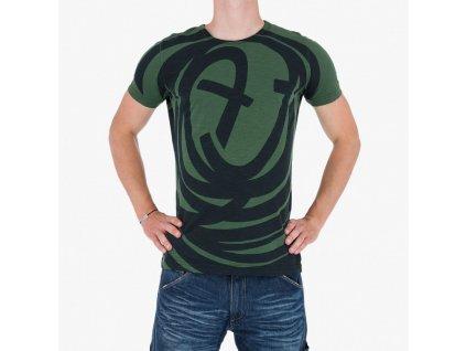 19e92276c30 Pánské značková luxusní trička Armani