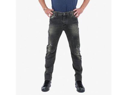 Šedé džíny Armani Jeans