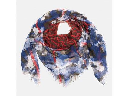 Barevný šátek Armani Jeans