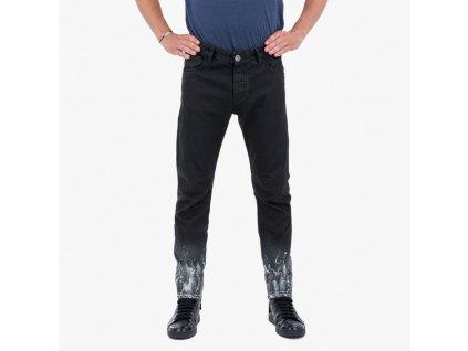 Džíny Armani Jeans černý