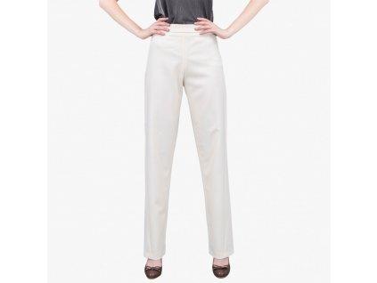 Bílé kalhoty Armani Jeans