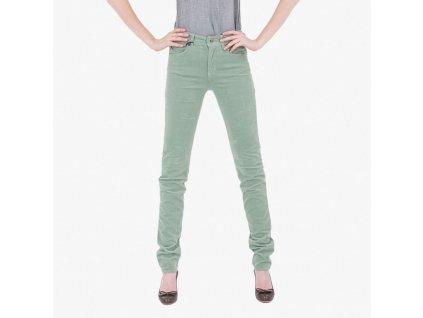 Zelené džíny Armani Jeans