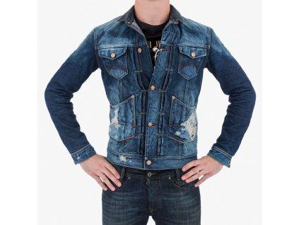 Džínová bunda Armani Jeans