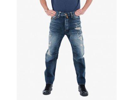 Modré džíny Armani Jeans