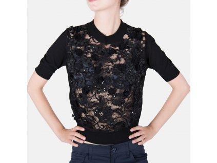 Luxusní svetřík Elisabetta Franchi