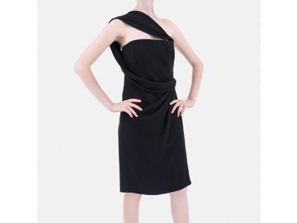 a621ec12cb3 Dámské značkové luxusní šaty Armani