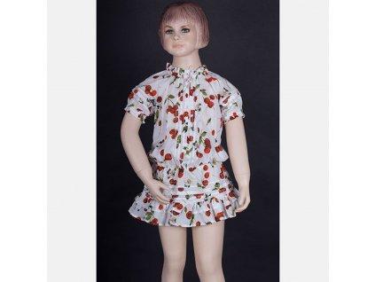 Luxusní dětské šaty D&G