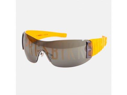Luxusní brýle Bikkembergs žluté