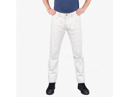 Značkové Jeany D&G bílé