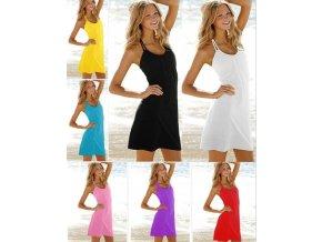 Letní šaty, M/L/XL