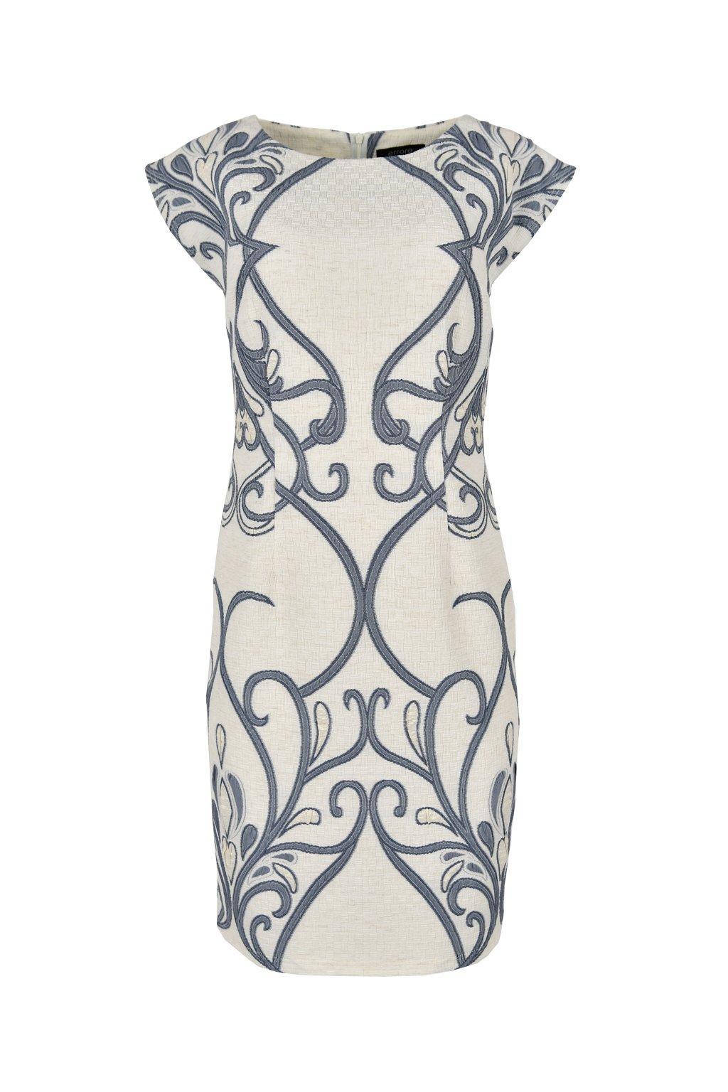 Šaty puzdrového strihu - COLMAR SIM