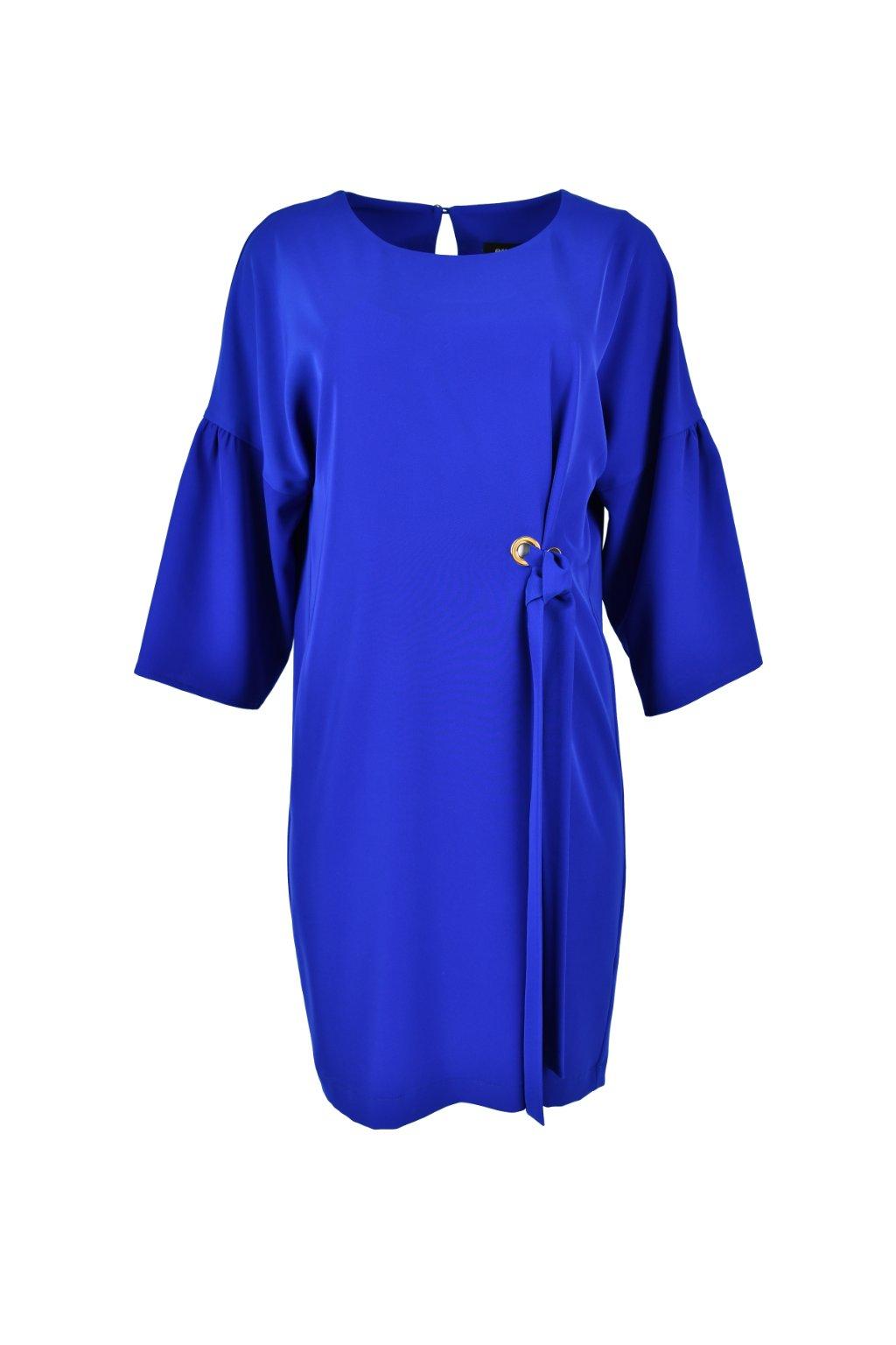 Šaty voľného strihu - ELEGANZA