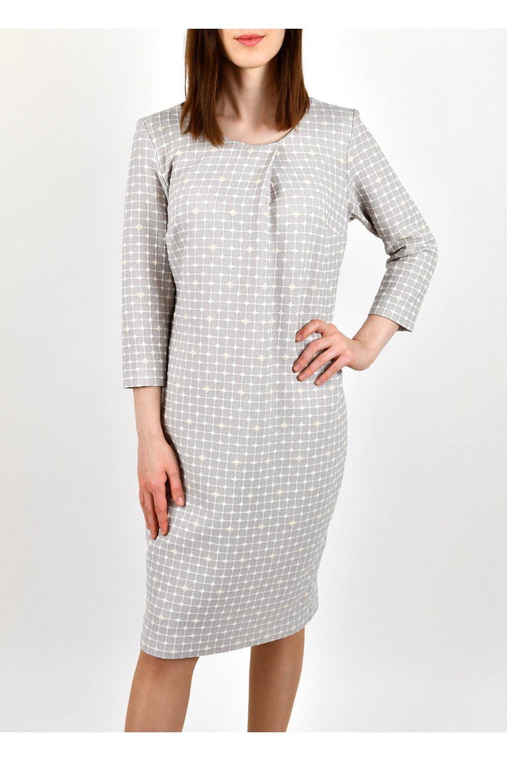 Šaty voľného strihu - CAREEN/STELLA