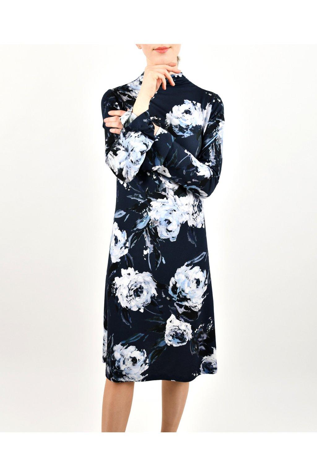 Šaty s dlhým rukávom - NEWPAPAYA