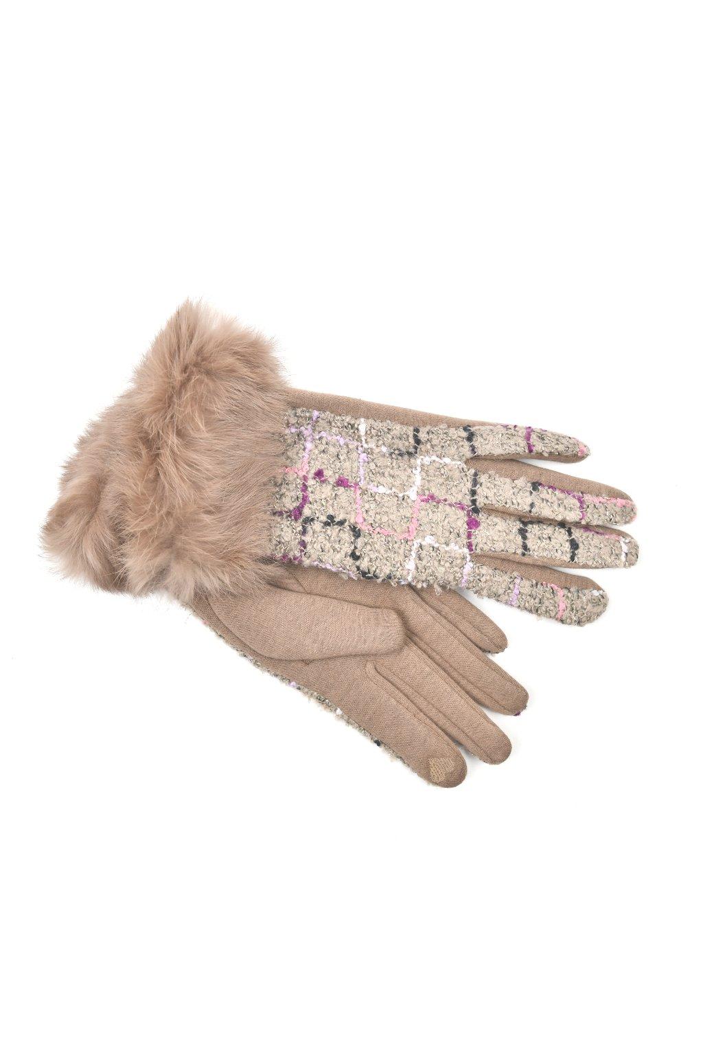 rukavice bezove