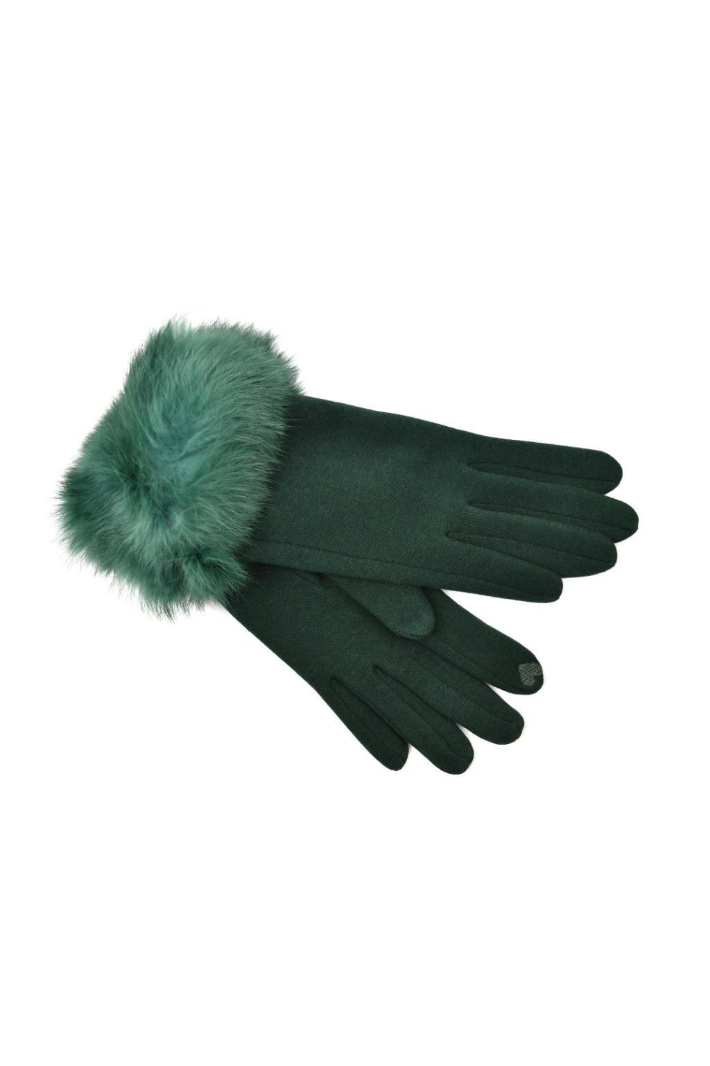 rukavice zelene