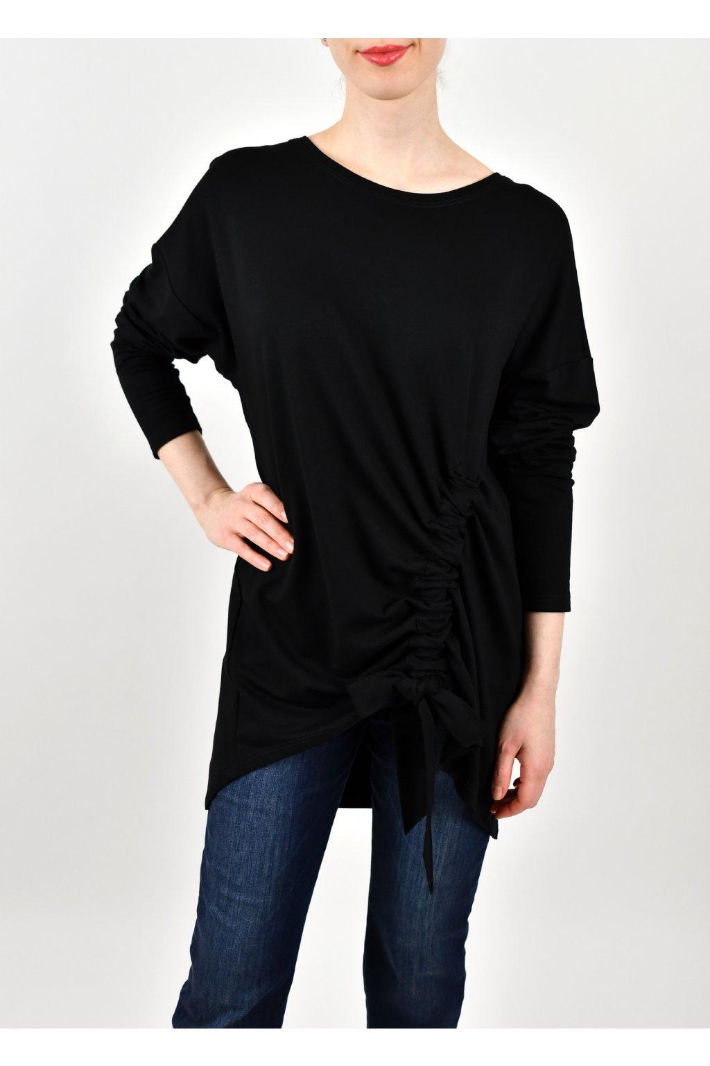 Tunika s dlhým rukávom - Hana