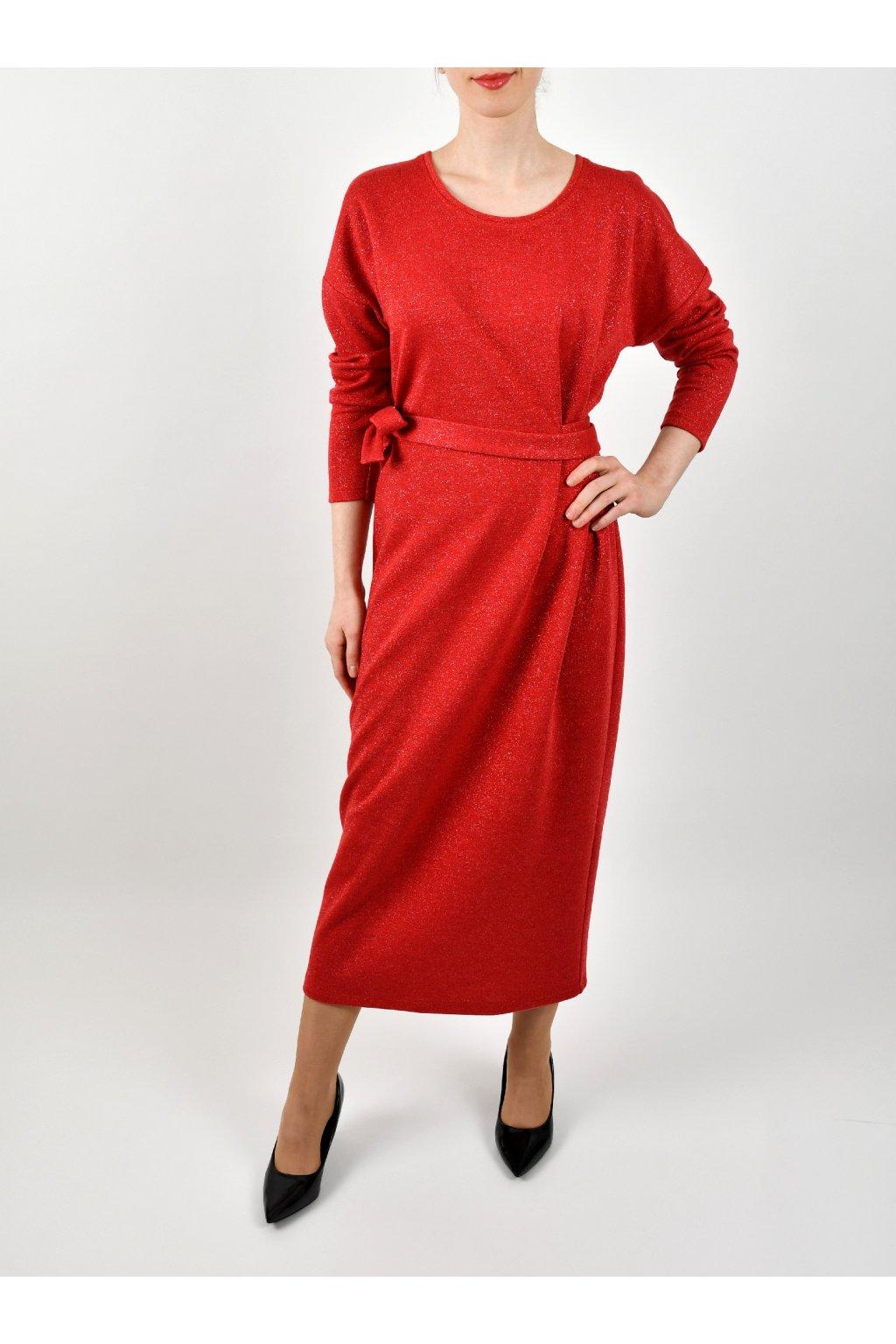 Šaty dlhé - MILENA LUREX