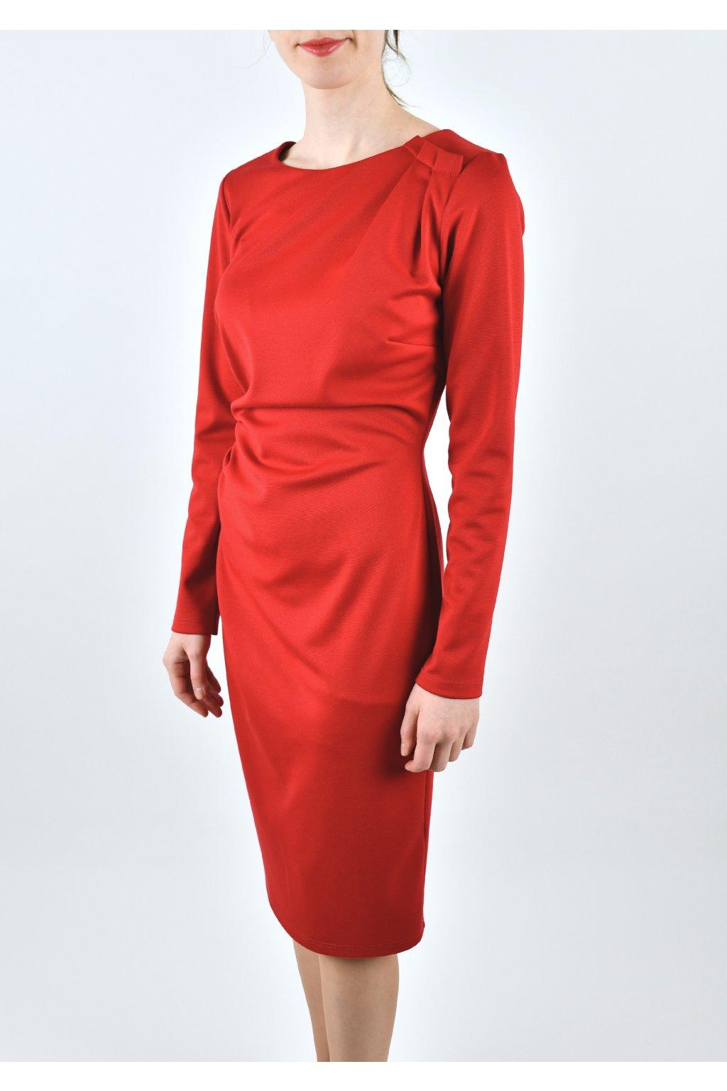 Šaty puzdrového strihu - MALTA GO