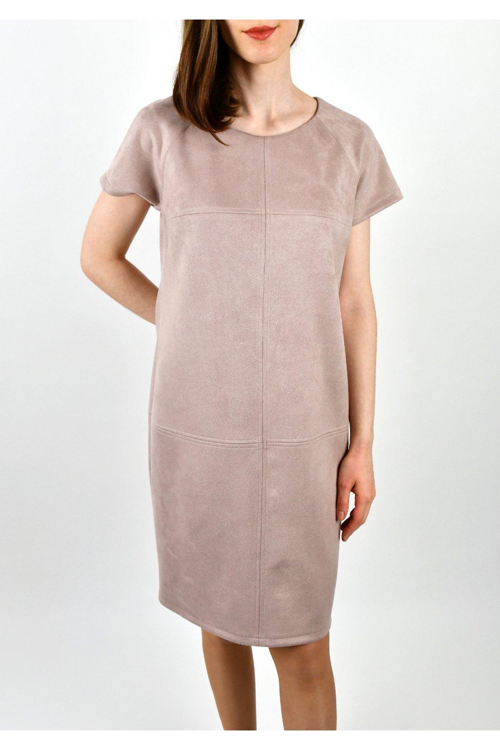 Šaty voľného strihu - VEYRON