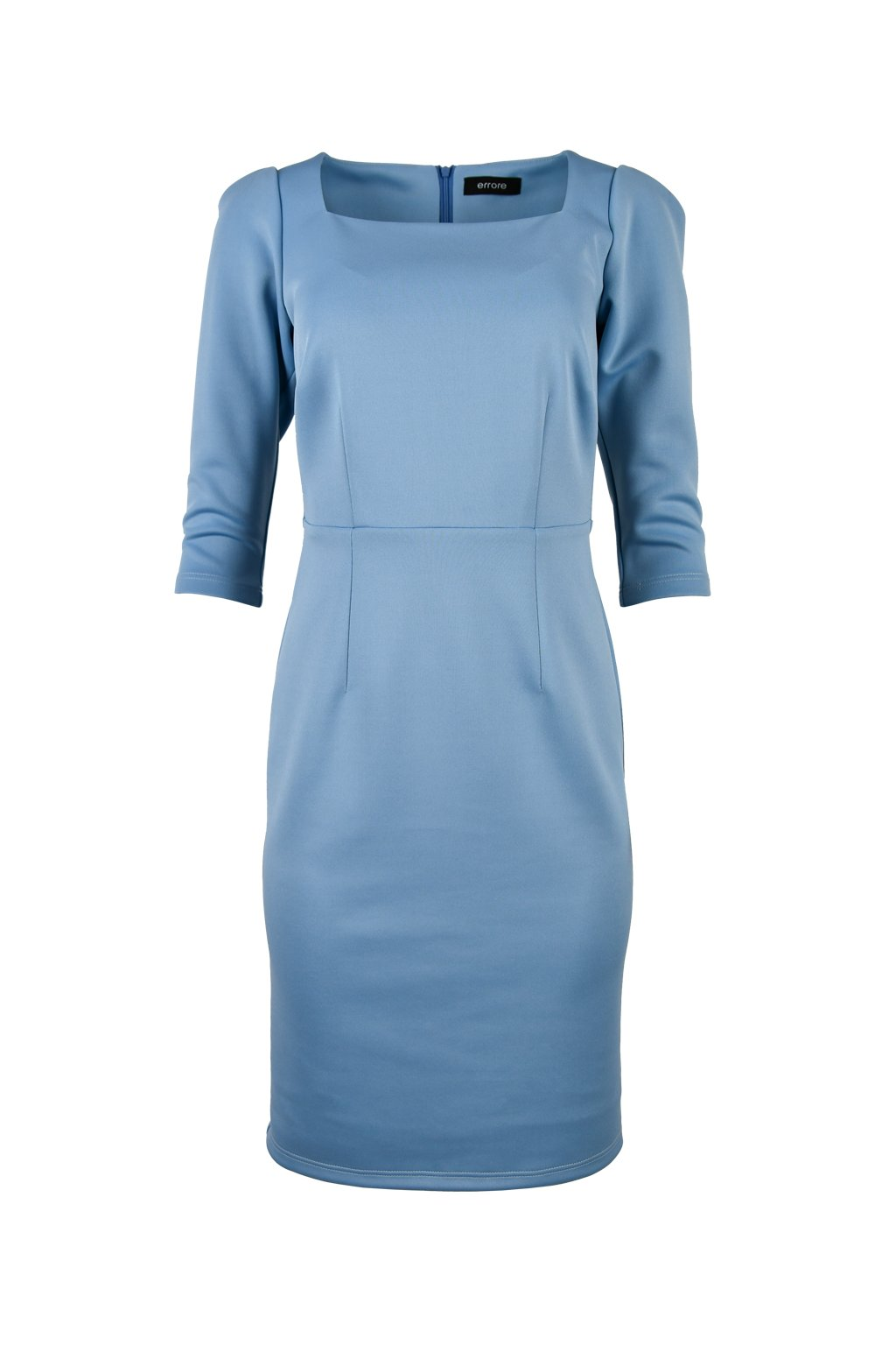 Šaty puzdrového strihu - SCUBA
