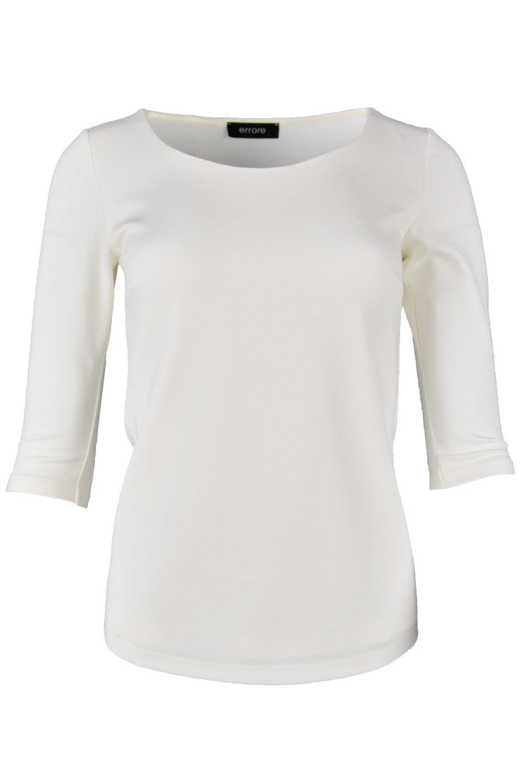 Tričko jednofarebné - BISOU