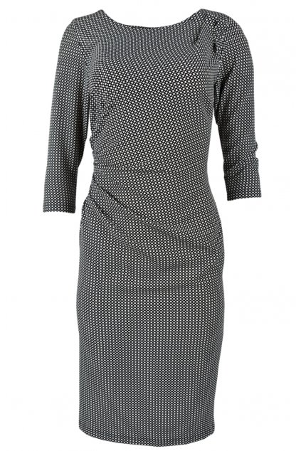 Šaty elegantné - GO-DOT