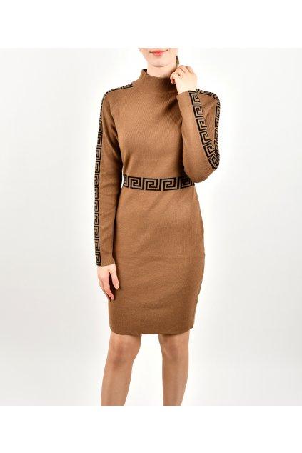 Šaty úpletové - VERS-3ROL