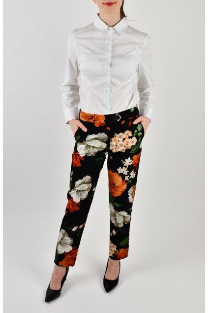Nohavice kvetované - SCUBA PRINT
