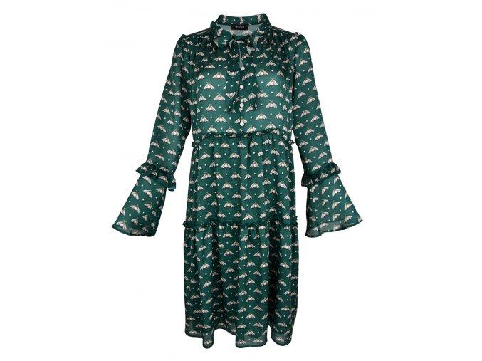 Šaty voľného strihu - KRIVANS MAS