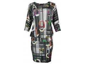 Šaty s úzkou sukňou - GLUCK TAXI