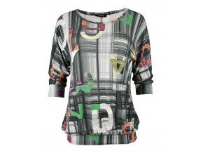 Tričko so vzorom - GLUCK PK