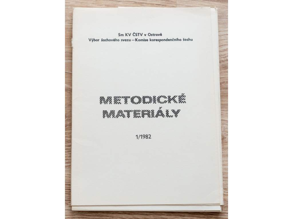 4157 metodicke materialy 1 1982