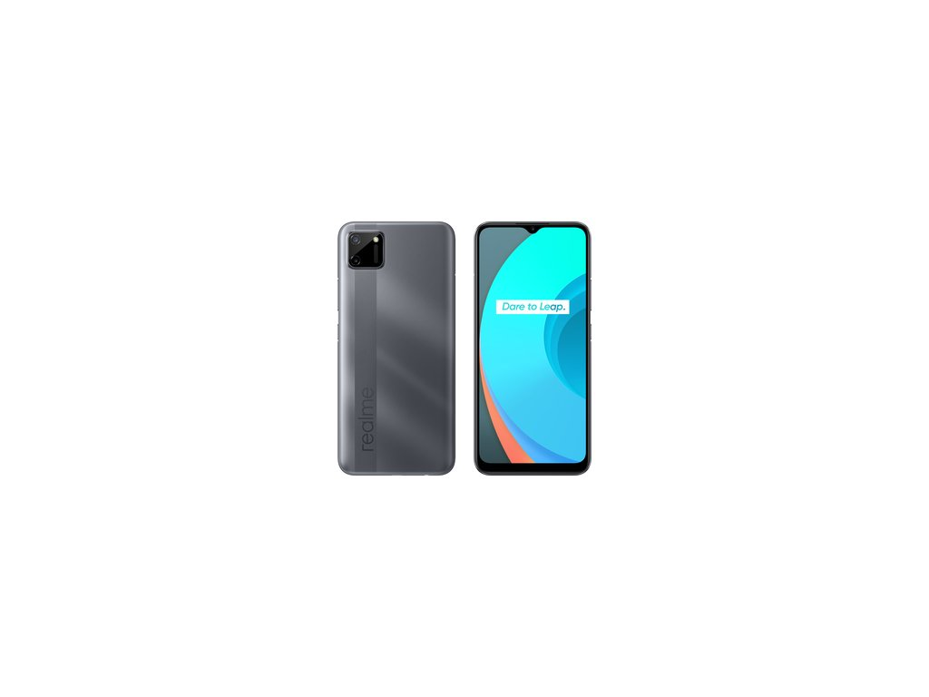 C11 6,5'' 3/32 GB Pepper Grey REALME