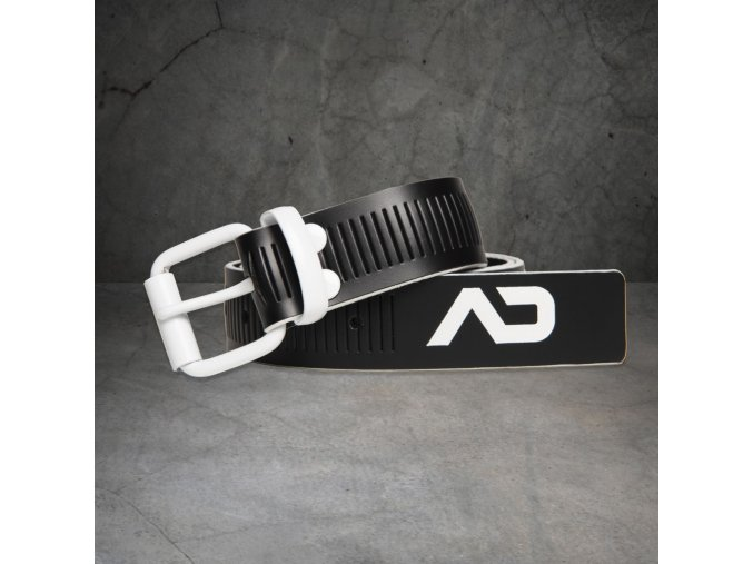 adf120 ad fetish leather belt