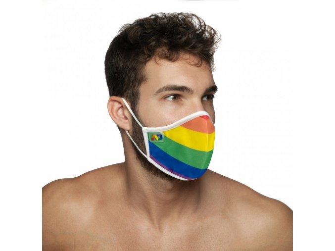ac105 rainbow mask