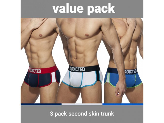 ad898p second skin 3 pack trunk