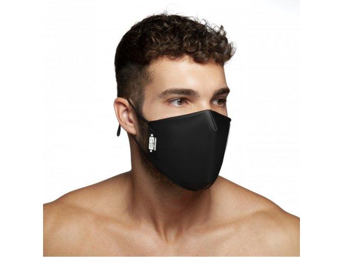 ac119 fetish tape mask