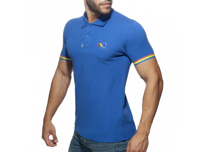 ad960 rainbow polo shirt (6)