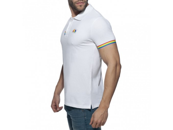 ad960 rainbow polo shirt (9)