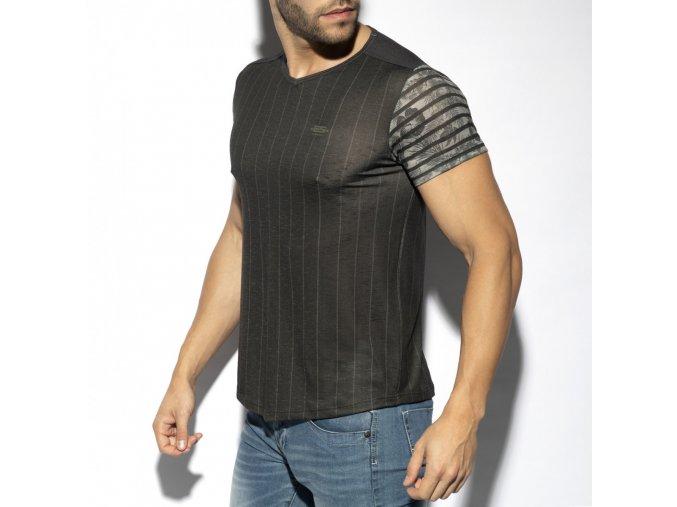 flowery striped t shirt (3)