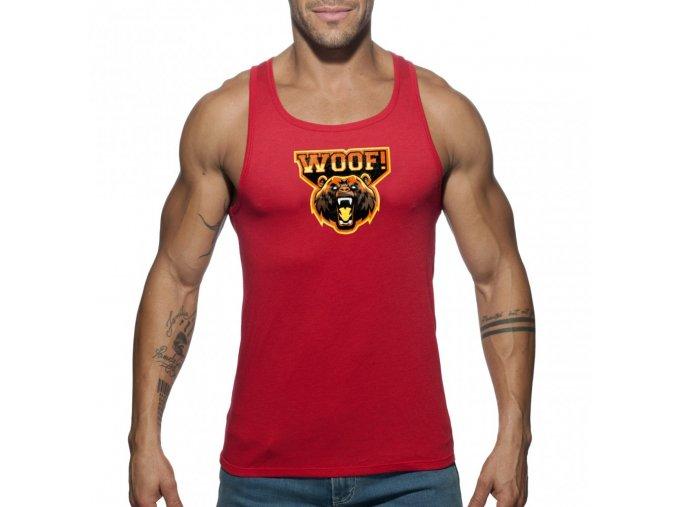 ad603 woof digital tank top